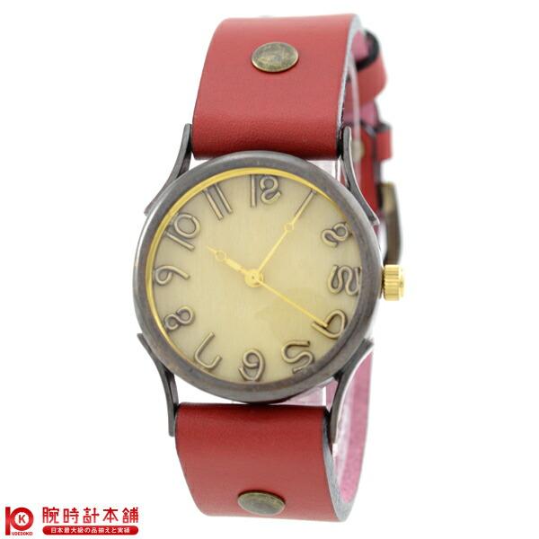 最大1200円割引クーポン対象店 ヴィー VIE ハンドメイドウォッチ WB-045LW3RD [正規品] レディース 腕時計 時計