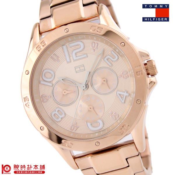 【最安値挑戦中】トミーヒルフィガー TOMMYHILFIGER 1781171 [海外輸入品] レディース 腕時計 時計