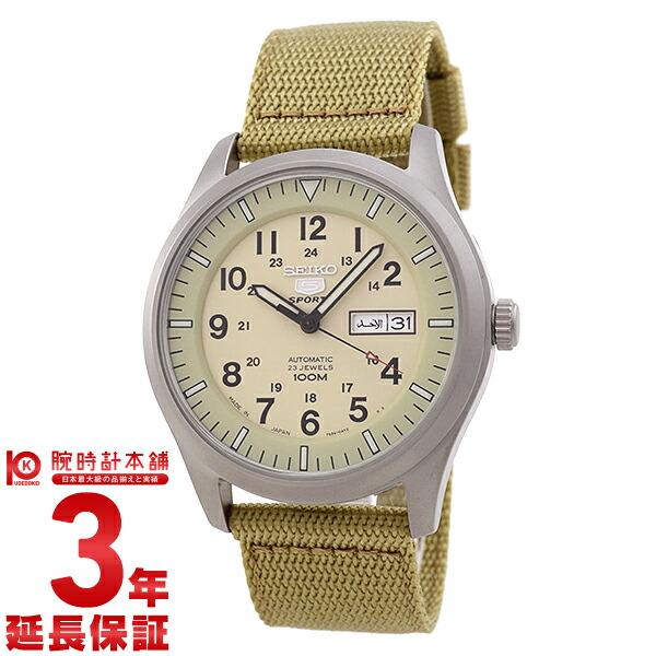 最大1200円割引クーポン対象店 セイコー 逆輸入モデル SEIKO5 100m防水 機械式(自動巻き) SNZG07J1 [海外輸入品] メンズ 腕時計 時計