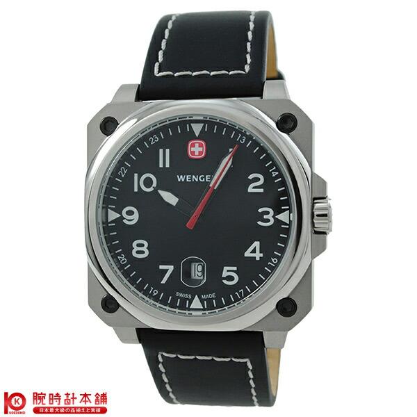 【最安値挑戦中】ウェンガー WENGER エアログラフコクピット 72425 [海外輸入品] メンズ 腕時計 時計