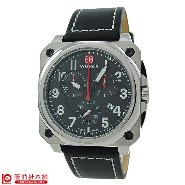最大1200円割引クーポン対象店 ウェンガー WENGER エアログラフコクピット 77015 [海外輸入品] メンズ 腕時計 時計