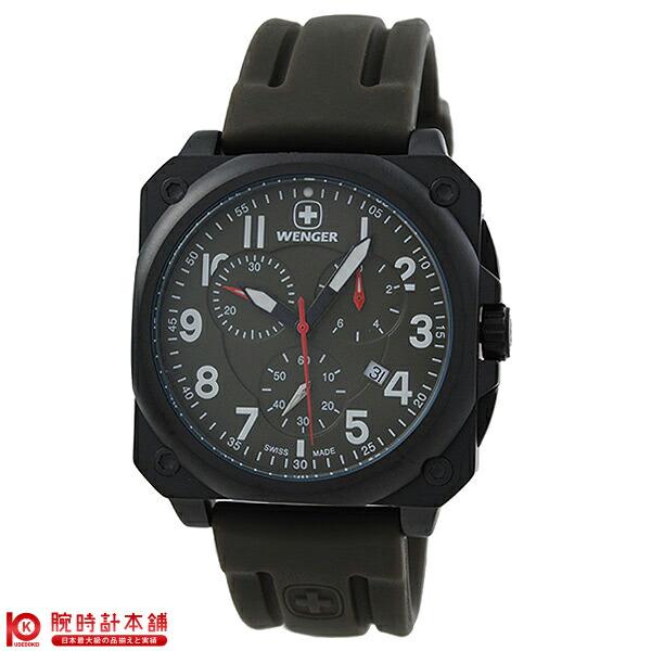 ウェンガー WENGER エアログラフコクピット 77011 [海外輸入品] メンズ 腕時計 時計