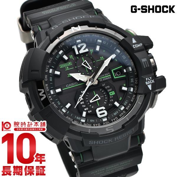 カシオ Gショック G-SHOCK Gショック GW-A1100-1A3JF [正規品] メンズ 腕時計 時計【24回金利0%】(予約受付中)