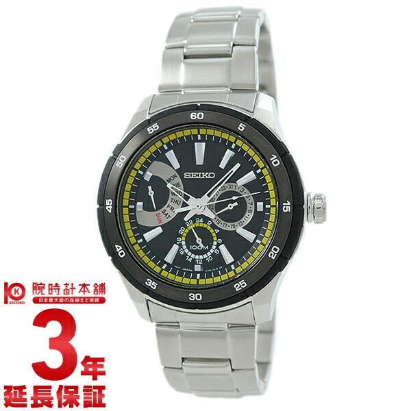 【店内最大37倍!28日23:59まで】セイコー 腕時計 逆輸入モデル SEIKO クライテリア 100m防水 SNT023P1 [海外輸入品] メンズ 腕時計 時計【あす楽】
