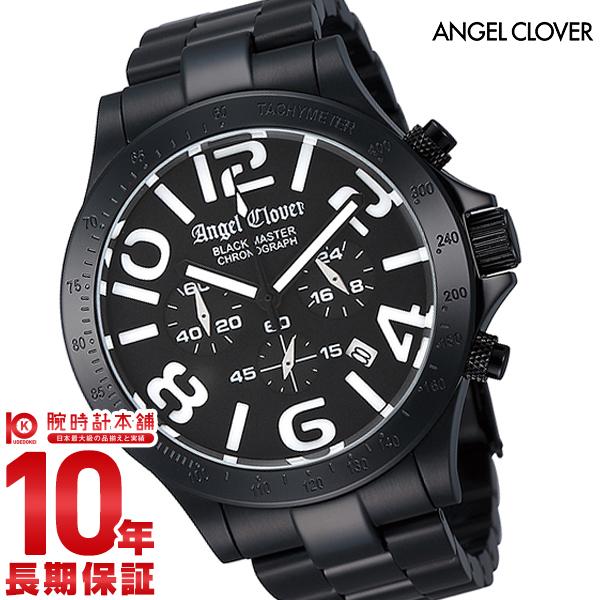 エンジェルクローバー 時計 AngelClover ブラックマスター BM46BBK [正規品] メンズ 腕時計【あす楽】