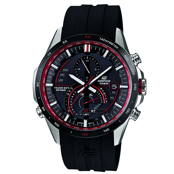 Casio edifice EDIFICE solar chronograph EQW-A1300B-1AJF mens watch sandglass (book now)