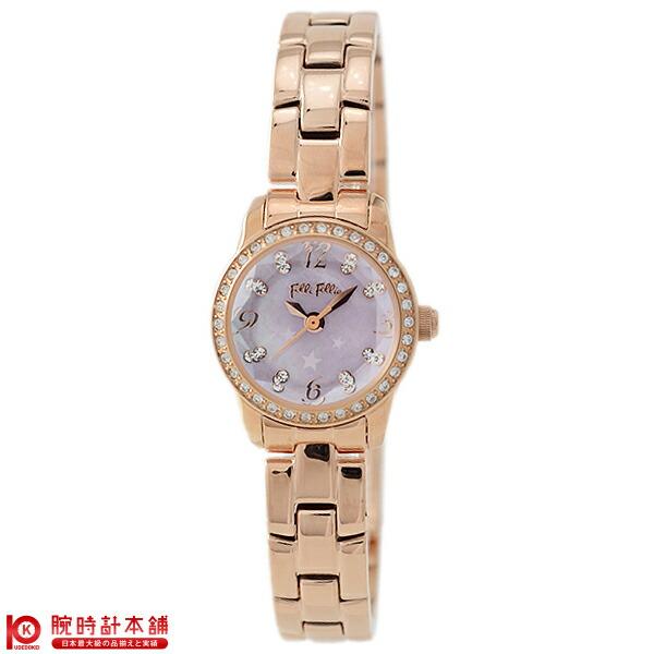 フォリフォリ FolliFollie ジルコニア WF0B025BSP [海外輸入品] レディース 腕時計 時計