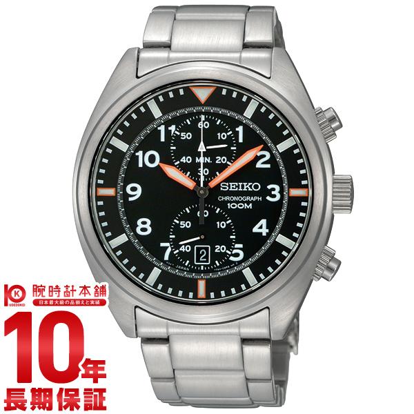 fc9549ec3 SEIKO reimportation model SEIKO chronograph 100m waterproofing  SNN235P1(SNN235PC) [regular article] men ...