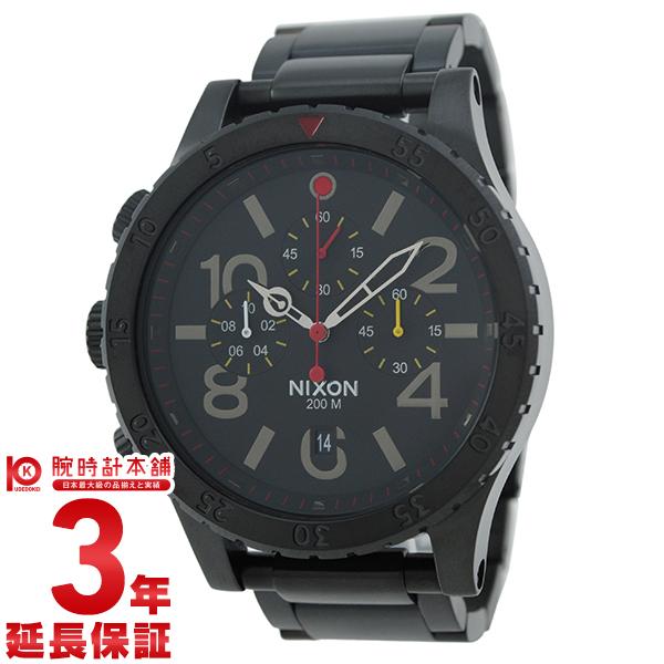 【店内最大37倍!28日23:59まで】NIXON [海外輸入品] ニクソン 腕時計 THE48-20 A4861320 メンズ 腕時計 時計【あす楽】