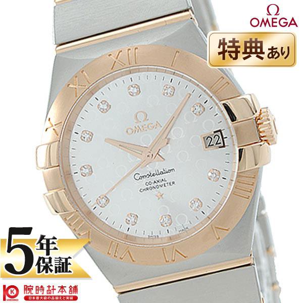 【ショッピングローン24回金利0%】オメガ コンステレーション OMEGA 123.20.35.20.52.003 [海外輸入品] メンズ 腕時計 時計【あす楽】