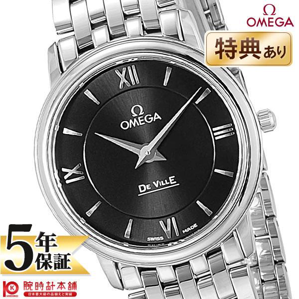 【ショッピングローン24回金利0%】オメガ デビル OMEGA プレステージ 424.10.27.60.01.001 [海外輸入品] レディース 腕時計 時計