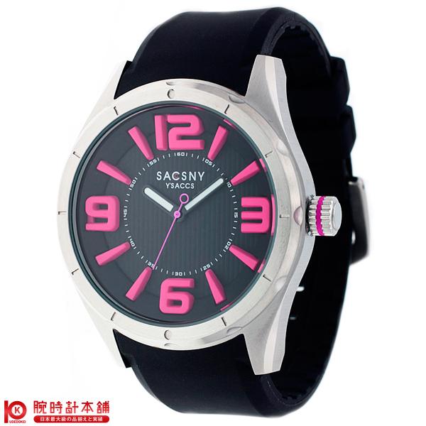 サクスニーイザック SACCSNYY'SACCS SYA-15085-BKPK [正規品] メンズ 腕時計 時計