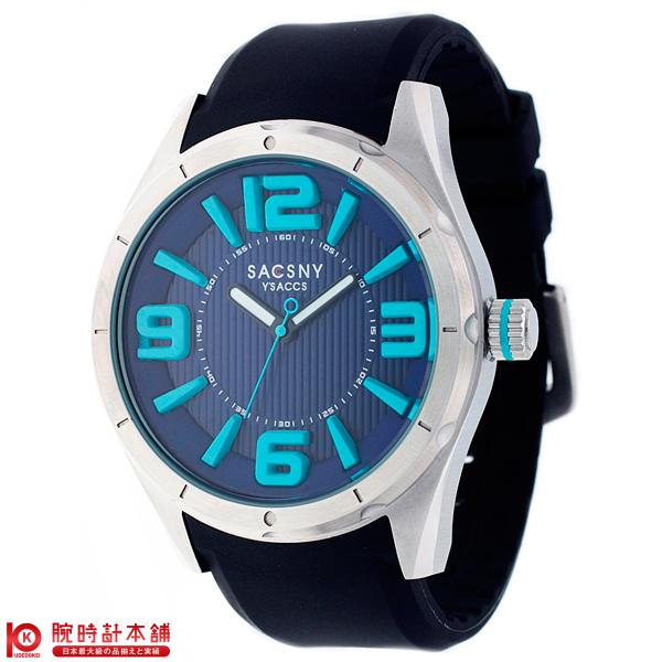 サクスニーイザック SACCSNYY'SACCS SYA-15085-BLBL [正規品] メンズ 腕時計 時計 【dl】brand deal15 【あす楽】