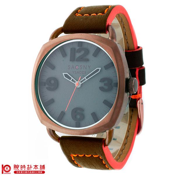サクスニーイザック SACCSNYY'SACCS SYA-15089BN-GY [正規品] メンズ 腕時計 時計 【dl】brand deal15