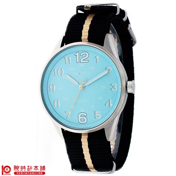 サクスニーイザック SACCSNYY'SACCS SYA-15093S-LB [正規品] メンズ 腕時計 時計 【dl】brand deal15 【あす楽】
