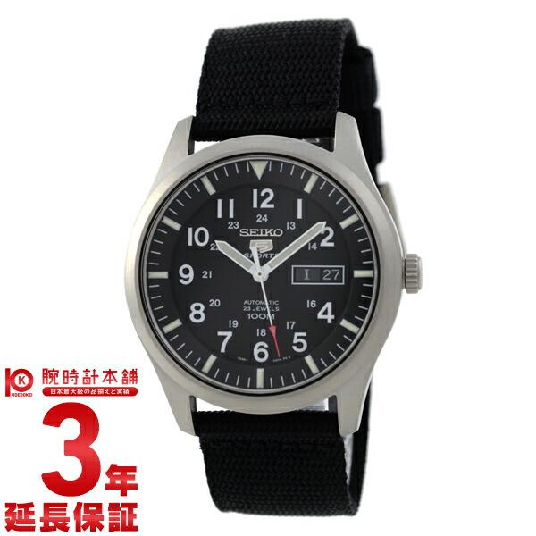 セイコー 逆輸入モデル SEIKO5 100m防水 機械式(自動巻き) SNZG15K1 [海外輸入品] メンズ 腕時計 時計