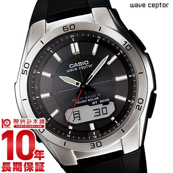 【店内最大37倍!28日23:59まで】カシオ ウェブセプター WAVECEPTOR ウェーブセプター WVA-M640-1AJF [正規品] メンズ 腕時計 時計(予約受付中)