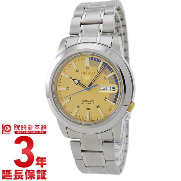 セイコー 腕時計 逆輸入モデル SEIKO5 セイコー 腕時計 SNKK29J メンズ腕時計 時計