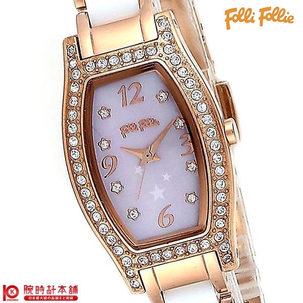 フォリフォリ FolliFollie ジルコニア WF8B026BZZ [海外輸入品] レディース 腕時計 時計