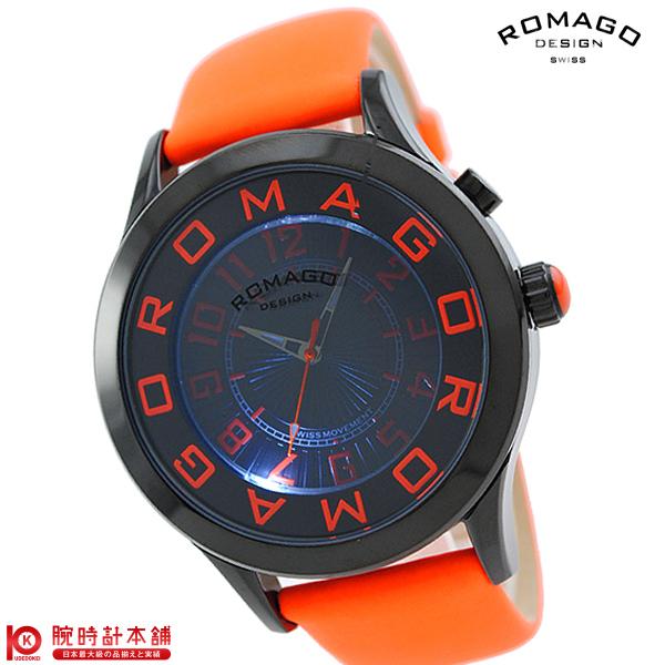 ロマゴデザイン ROMAGODESIGN アトラクションシリーズ RM015-0162ST-LUOR [正規品] メンズ&レディース 腕時計 時計