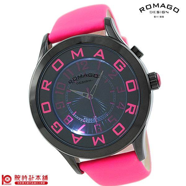 【3000円割引クーポン】ロマゴデザイン ROMAGODESIGN アトラクションシリーズ RM015-0162ST-LUPK [正規品] メンズ&レディース 腕時計 時計
