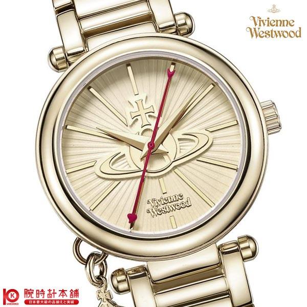【店内最大37倍!28日23:59まで】【最安値挑戦中】ヴィヴィアン 時計 ヴィヴィアンウエストウッド 腕時計 オーブ2 VV006KGD [海外輸入品] レディース 腕時計 時計