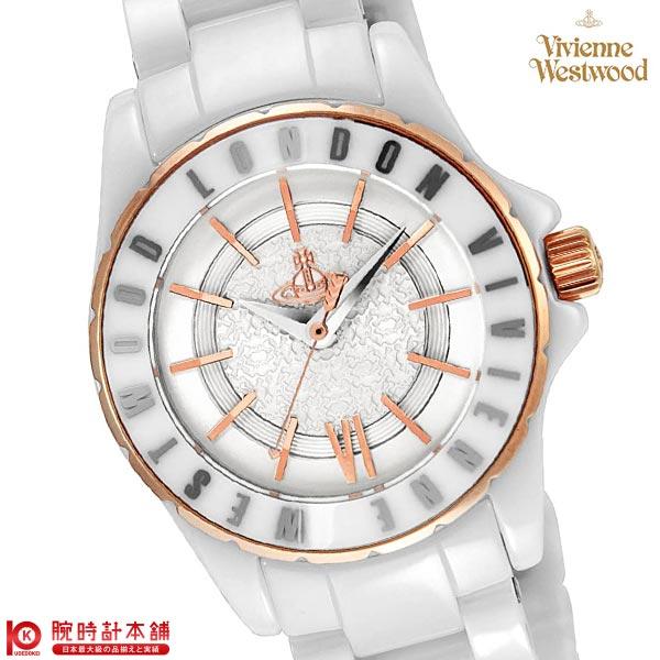 【店内ポイント最大43倍&最大2000円OFFクーポン!9日20時から】【最安値挑戦中】ヴィヴィアン 時計 ヴィヴィアンウエストウッド 腕時計 VV088RSWH [海外輸入品] レディース 腕時計 時計