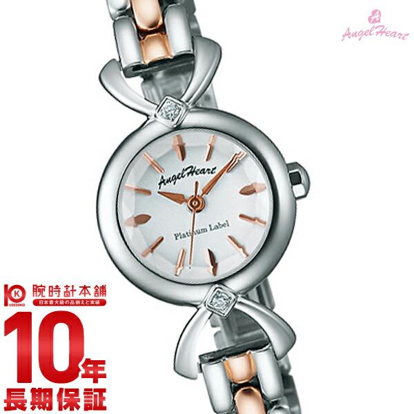 最大1200円割引クーポン対象店 エンジェルハート 腕時計 AngelHeart プラチナムレーベル PTL20RSS [正規品] レディース 時計