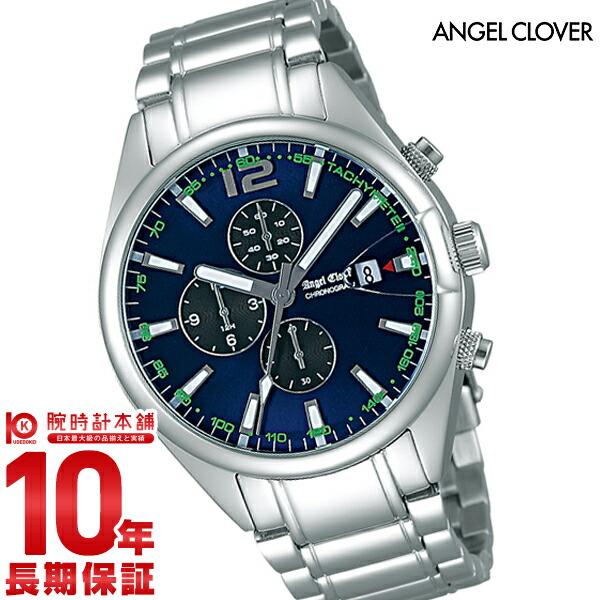 エンジェルクローバー 時計 AngelClover タイムスナイパー TS40SNV [正規品] メンズ 腕時計