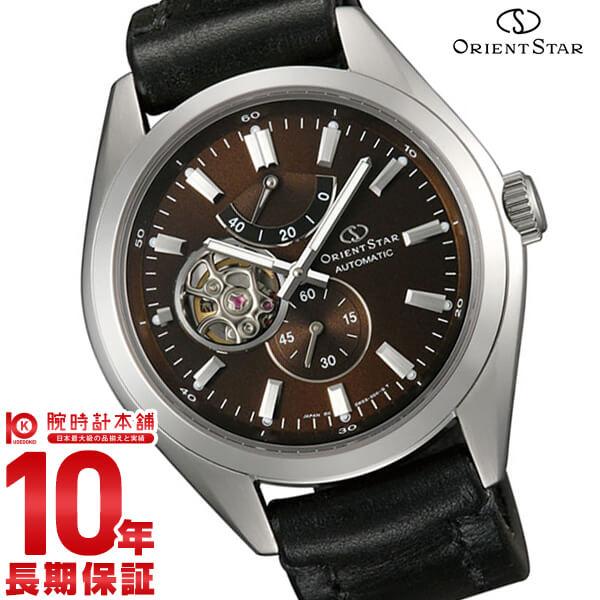 オリエントスター ORIENT ORIENTSTAR オリエントスター ソメスサドルモデル セミスケルトン 自動巻き (手巻き付) WZ0111DK [正規品] メンズ 腕時計 時計【24回金利0%】