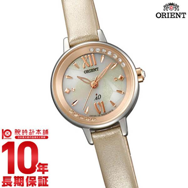 オリエント ORIENT イオ スイ-トコスメ ソーラー WI0231WD [正規品] レディース 腕時計 時計