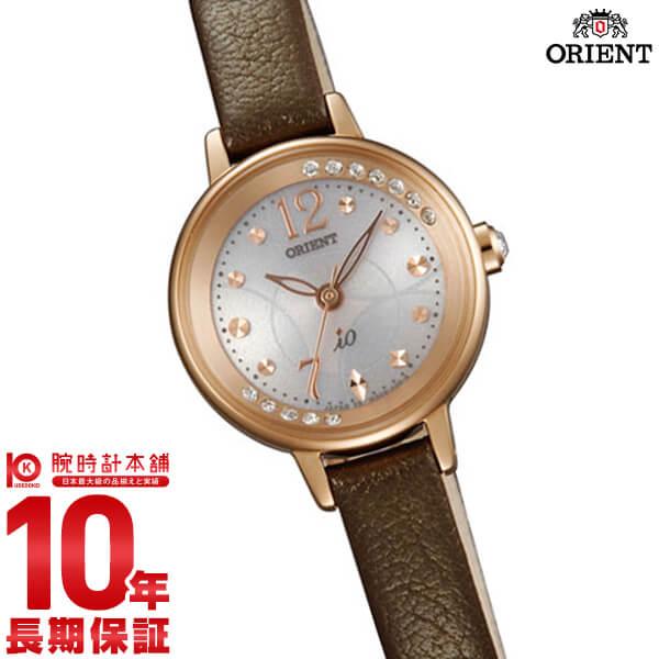 オリエント ORIENT イオ スイ-トコスメ ソーラー WI0241WD [正規品] レディース 腕時計 時計