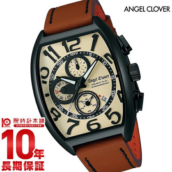 エンジェルクローバー 時計 AngelClover ダブルプレイ DP38BSB-LB [正規品] メンズ 腕時計