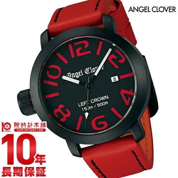 エンジェルクローバー 時計 AngelClover レフトクラウン LC45BRE-RE [正規品] メンズ 腕時計