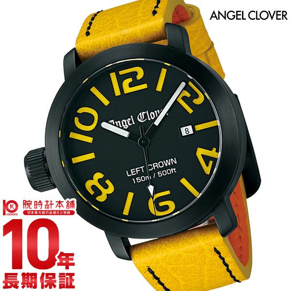 エンジェルクローバー 時計 AngelClover レフトクラウン LC45BYE-YE [正規品] メンズ 腕時計