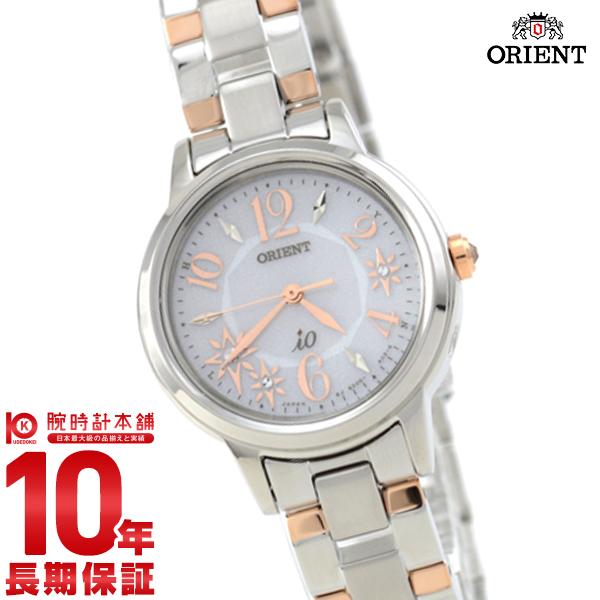 オリエント ORIENT イオ スイートジュエリーボックス ソーラー電波 WI0021SD [正規品] レディース 腕時計 時計
