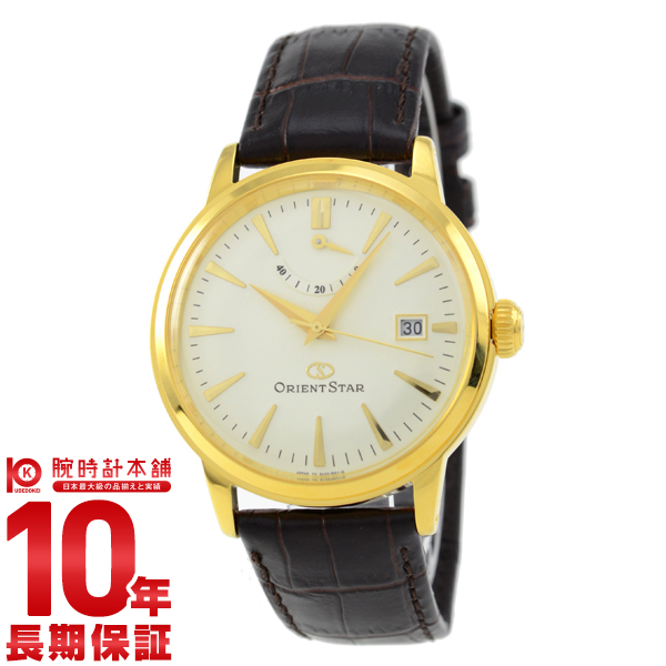 东方明星ORIENT ORIENTSTAR Classic东方明星古典WZ0261EL[国内正规的物品]人手表钟表