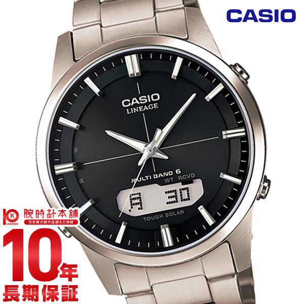 カシオ リニエージ LINEAGE リニエージ LCW-M170TD-1AJF [正規品] メンズ 腕時計 時計(予約受付中)