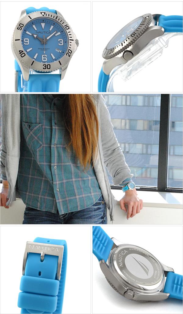 노티카 NAUTICA NAC102 데이트 M A11526M NAC102 DATE M [정규품]레이디스 손목시계 시계