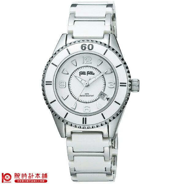 【店内ポイント最大43倍&最大2000円OFFクーポン!9日20時から】フォリフォリ FolliFollie WF4T0015BDW [海外輸入品] レディース 腕時計 時計