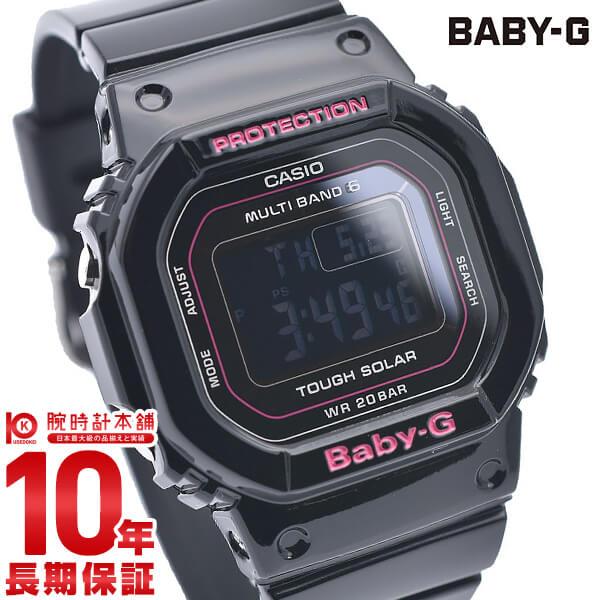 カシオ ベビーG BABY-G トリッパー ソーラー電波 BGD-5000-1JF [正規品] レディース 腕時計 時計(予約受付中)