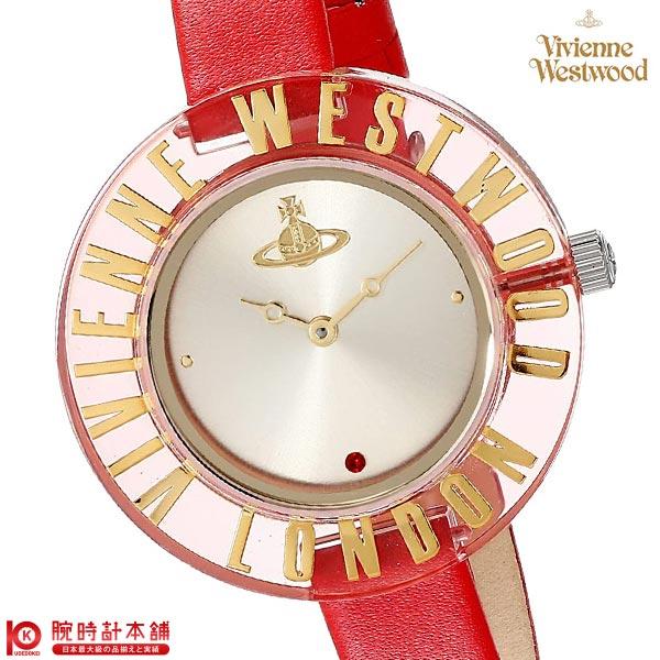 【最大3万円OFFクーポン&店内最大ポイント55倍!25日限定】 ヴィヴィアン 時計 ヴィヴィアンウエストウッド Clarity VV032RD [海外輸入品] レディース 腕時計 時計