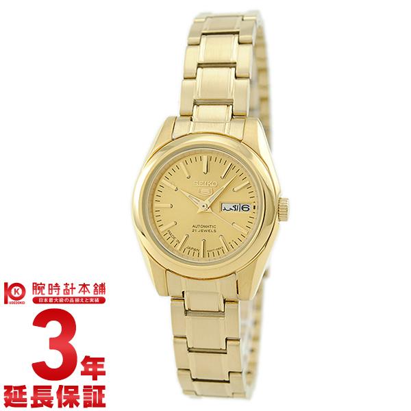 【店内最大37倍!28日23:59まで】セイコー5 逆輸入モデル SEIKO5 機械式(自動巻き) SYMK20J1 [海外輸入品] レディース 腕時計 時計