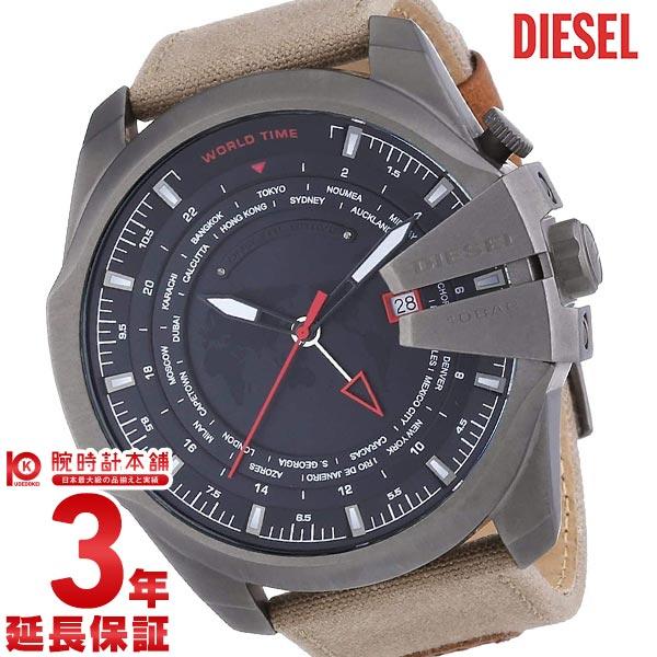 最大1200円割引クーポン対象店 ディーゼル 時計 DIESEL メガチーフ DZ4306 [海外輸入品] メンズ 腕時計
