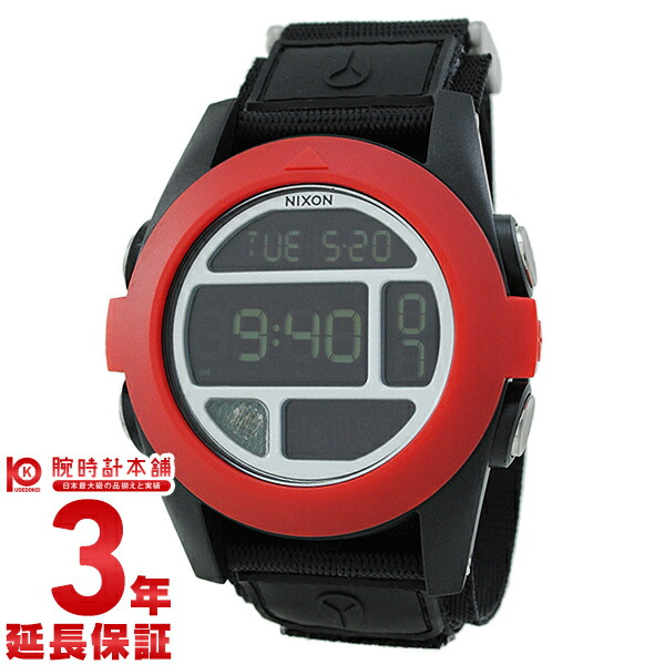 【店内最大37倍!28日23:59まで】ニクソン NIXON バハ A489760 [海外輸入品] メンズ 腕時計 時計