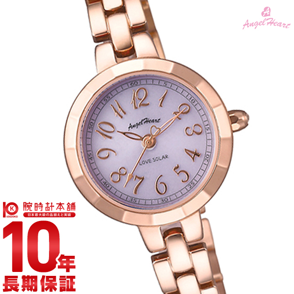 エンジェルハート 腕時計 AngelHeart ラブソーラー LS25PGP       [正規品] レディース 時計