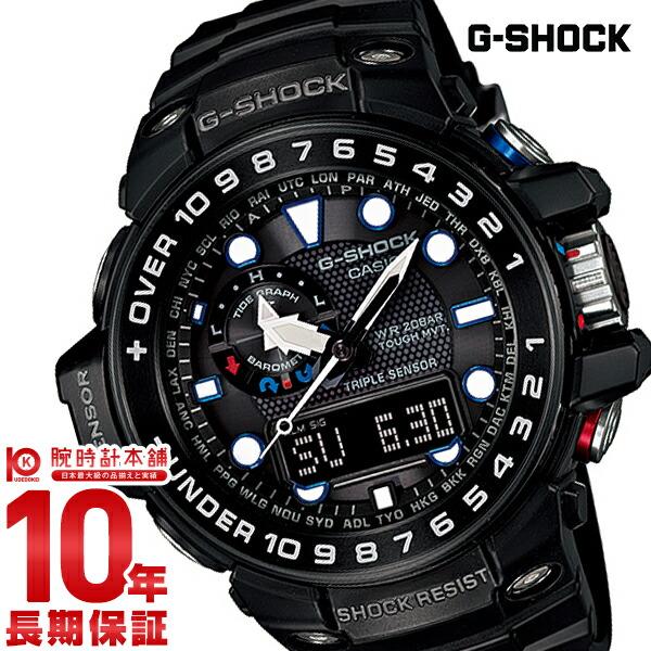 カシオ Gショック G-SHOCK Gショック GWN-1000B-1AJF [正規品] メンズ 腕時計 時計【24回金利0%】(予約受付中)