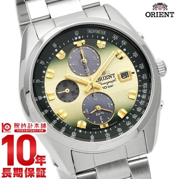 最大1200円割引クーポン対象店 オリエント ORIENT NEO70's ネオセブンティーズ ホライズン ソーラー クロノグラフ WV0021TY [正規品] メンズ 腕時計 時計【あす楽】