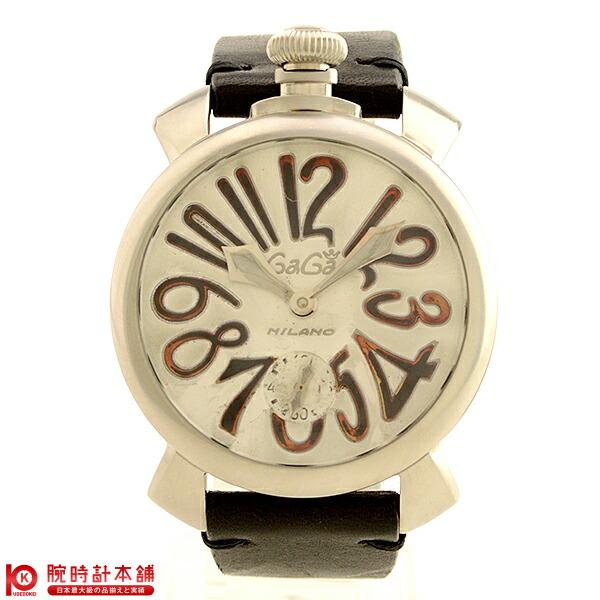 【真夏の秋冬在庫一掃セール中!】GaGaMILANO [海外輸入品] ガガミラノ 5010 VINTAGE DS メンズ 腕時計 時計【あす楽】