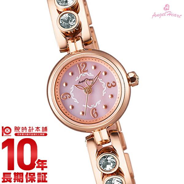 エンジェルハート 腕時計 AngelHeart ラブスウィング ピンクパール ステンレス スワロフスキー WL20PGA [正規品] レディース 時計